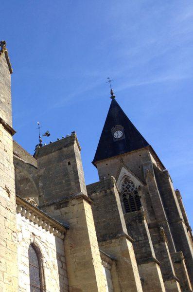 Varzy, centre historique