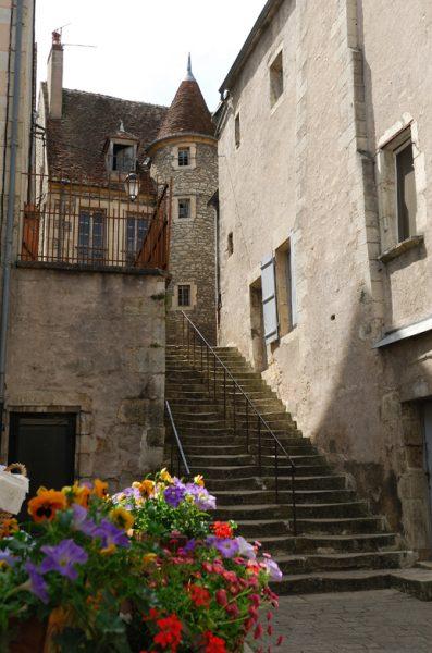 Clamecy, centre historique