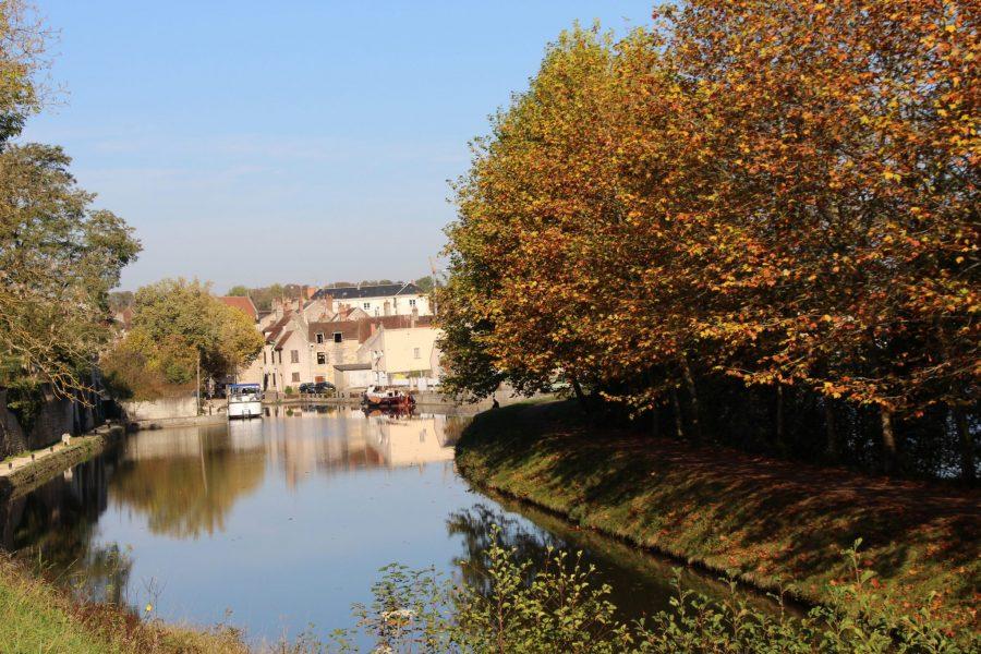 L'automne, en Haut Nivernais Val d'Yonne
