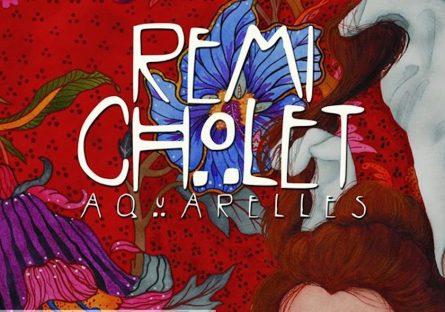 Exposition d'aquarelles de Rémi Cholet