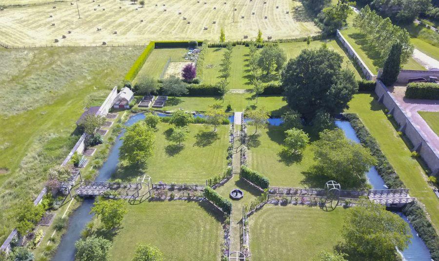 Jardins du Château de Corbelin