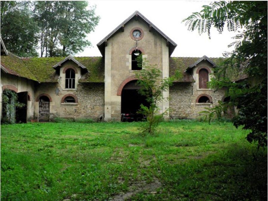 Chateau de Corvol