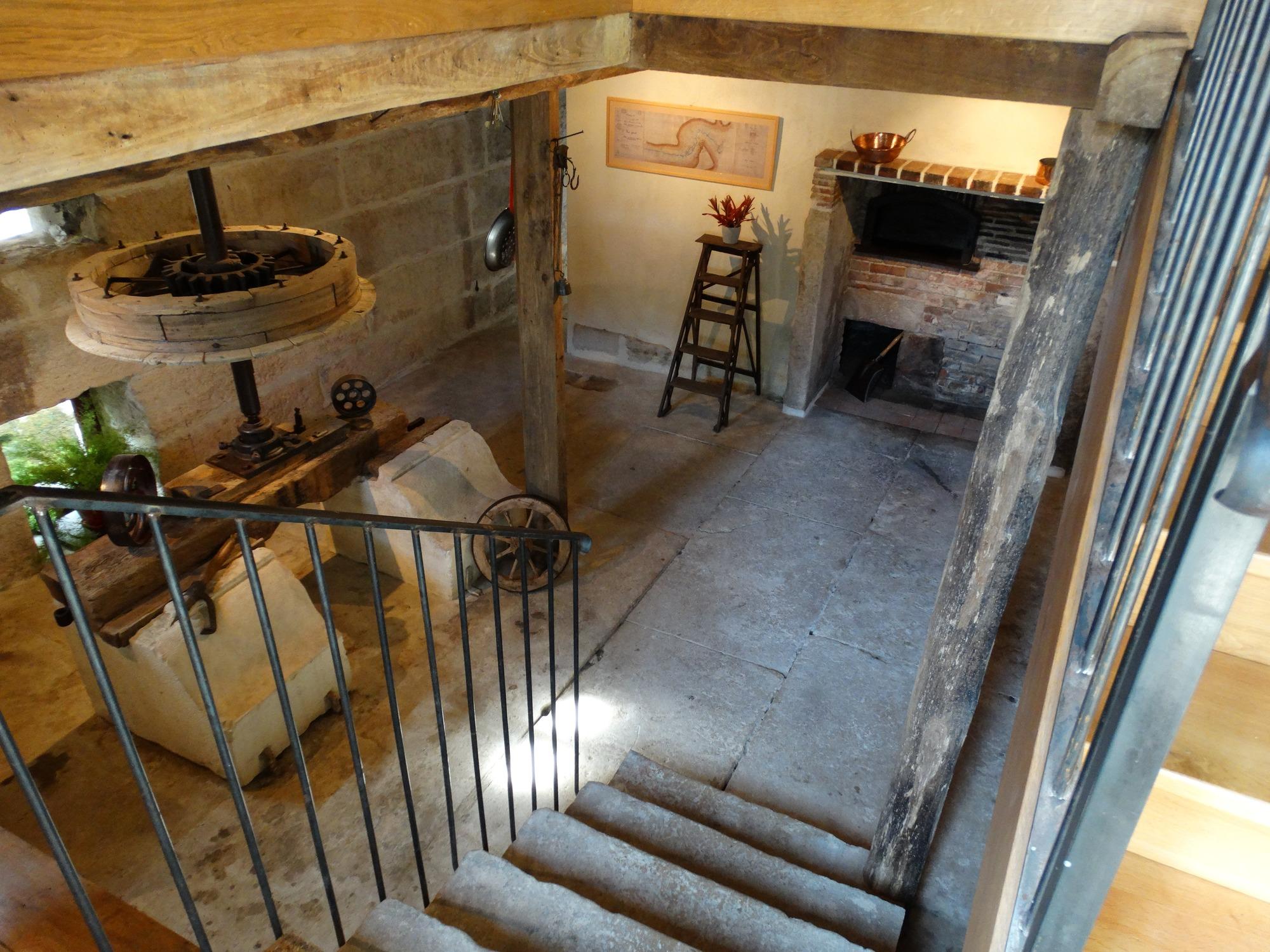 Moulin de Rix-Un héritage historique…de 1743!