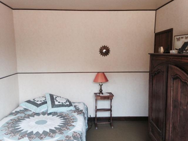 Meublé Malvache – chambre