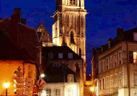 Clamecy, la nuit : visites guidées nocturnes de la ville