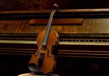 Concert de sonates pour alto et piano