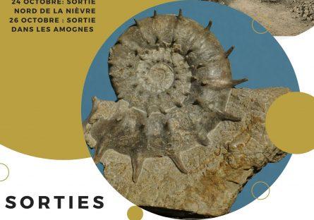 Sortie Géologique avec la Camosine