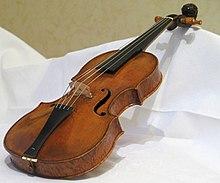 Récital de violon à la collégiale Saint Martin