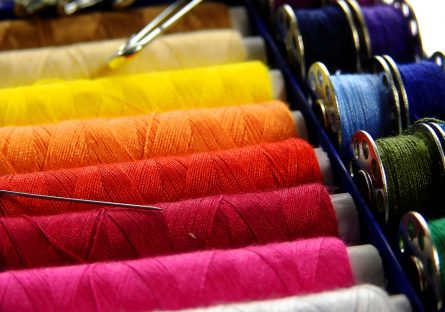 Atelier Couture Challenge Bonnets roses