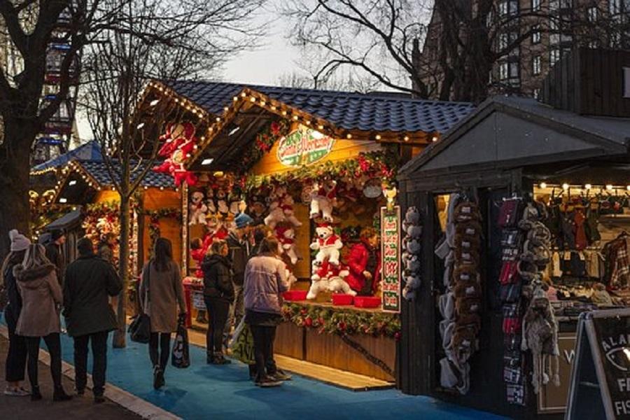 Marché de Noël à Varzy