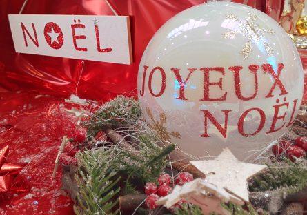 Marché de Noël de La chapelle Saint-André