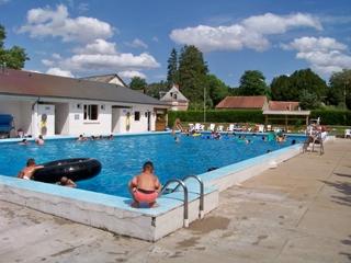 Piscine municipale d'Entains-sur-Nohain